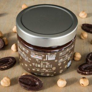Crema spalmabile cioccolato fondente